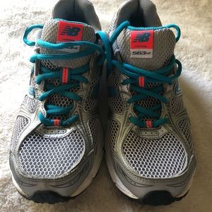 New Balance 563 V2's, W10 Athletic, Running Shoes